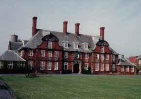 Main Building - Brockhall