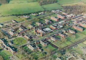 Aerial View - Calderstones