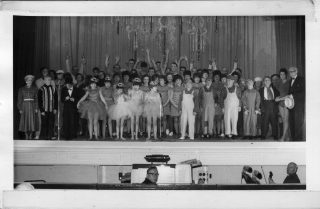 A show at Calderstones probably in the 1960s.  | David Fitzpatrick