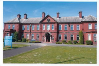 Calderstones Main Building. This photograph was probably taken around 2000. | David Whalley