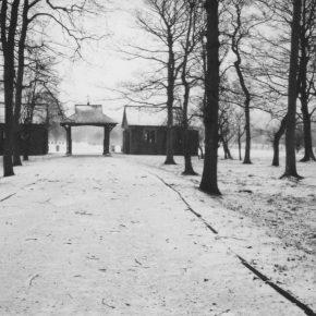 Calderstones Hospital Cemetery Entrance in the 1990s.  | Dennis Buckley