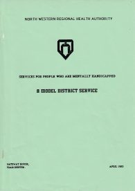 'A Model District Service'