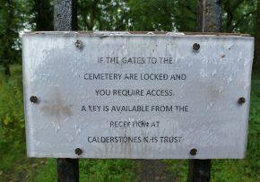 Calderstones Cemetery