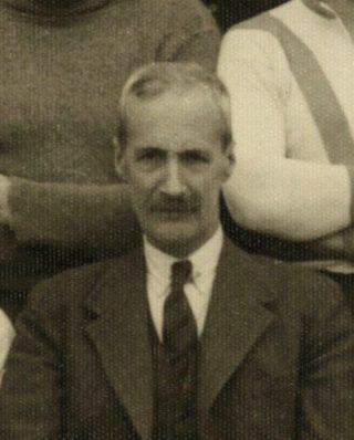 Dr Frank Gill. Photograph taken in 1934. He was Medical Superintendent (or equivalent) of Brockhall (1904-1921), then jointly that institution and Calderstones (1921-1933), with sole responsibility for Calderstones between 1933 and 1937.  | Courtesy of Mersey Care NHS Trust