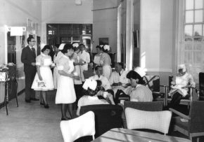 1955 Nursing Final Exam