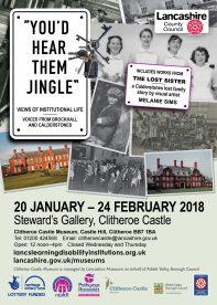 'You'd hear them jingle' Project Exhibition