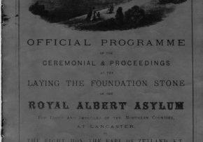 Foundation Ceremony - Royal Albert Asylum
