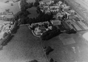 Aerial photographs - Royal Albert