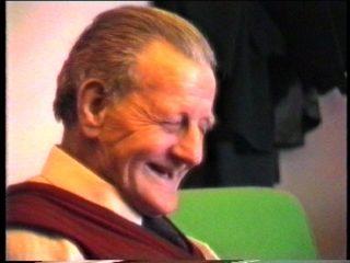 Arthur Bamford in the late 1980s.  | Nigel Ingham